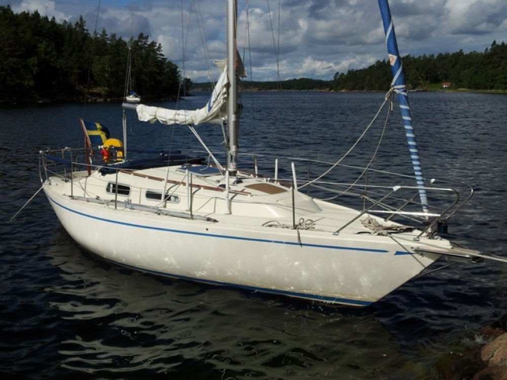Boat rental Comfort Comfort 30 in Sweden on Samboat