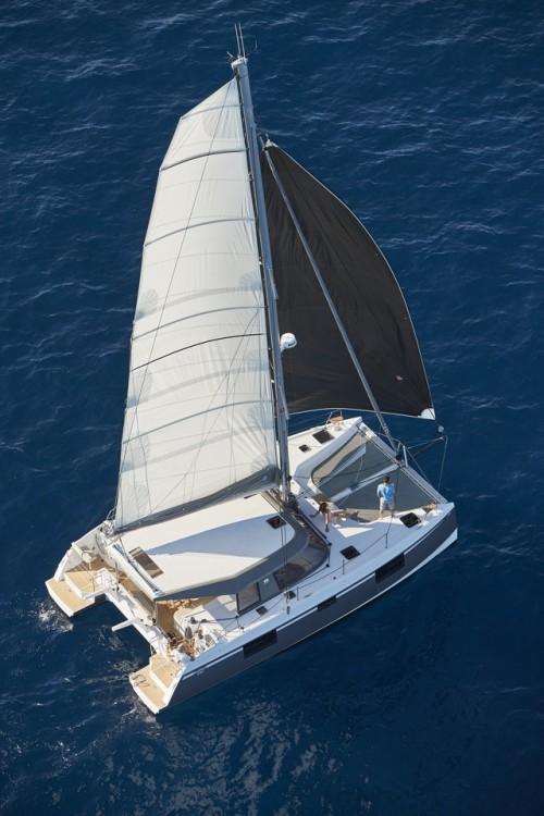 Boat rental Mauritius cheap Nautitech 40 Open - 4 cab.
