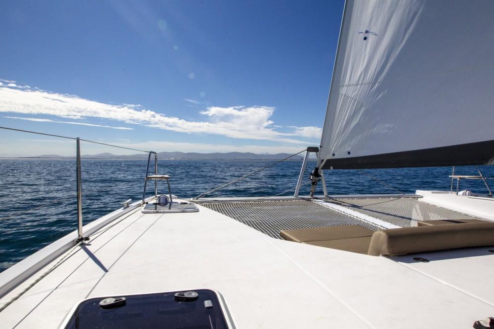 Rental Catamaran in Mauritius - Nautitech Rochefort Nautitech 40 Open - 4 cab.