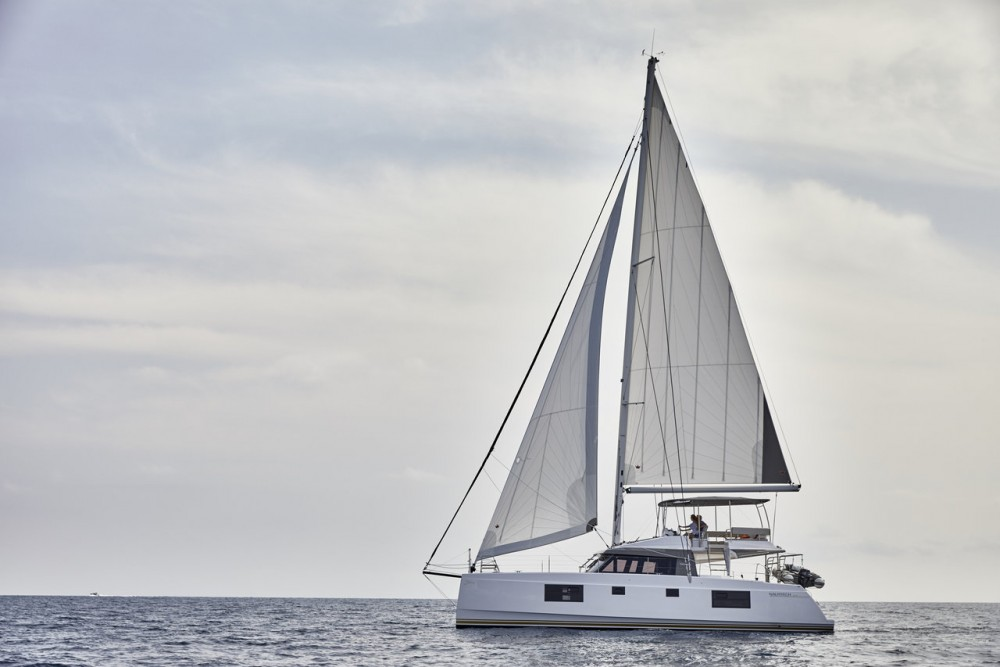 Nautitech Rochefort Nautitech 46 Fly between personal and professional Mauritius
