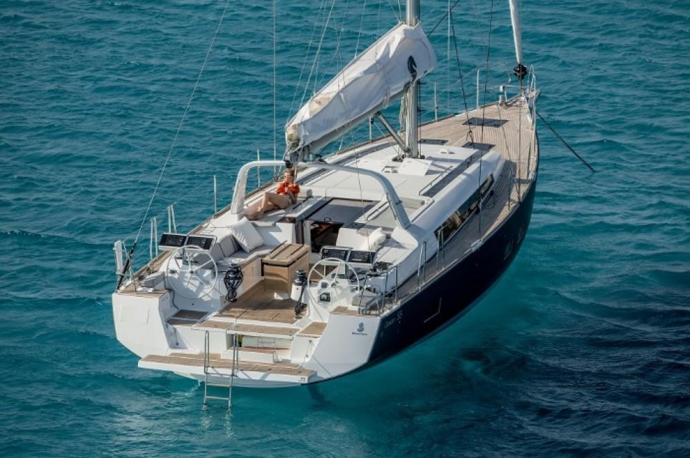 Rental yacht Balearic Islands - Bénéteau Oceanis 55 on SamBoat