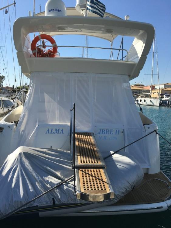 Rental yacht Ionian Islands - Azimut-Benetti-Yachts Azimut 46 Fly on SamBoat