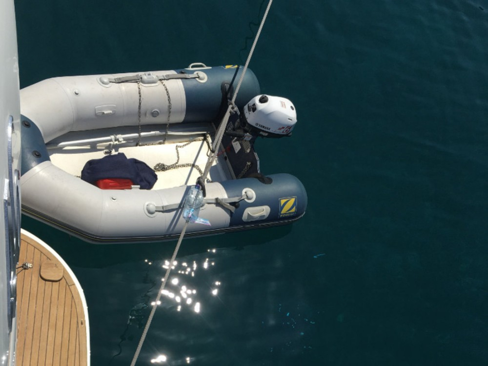 Motorboat for rent Ionian Islands at the best price