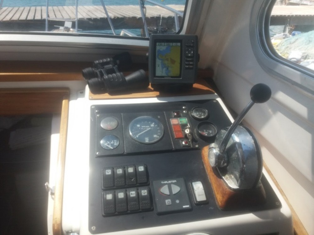 Rental yacht Grad Zadar - Damor Damor 800 - 1 cab. on SamBoat