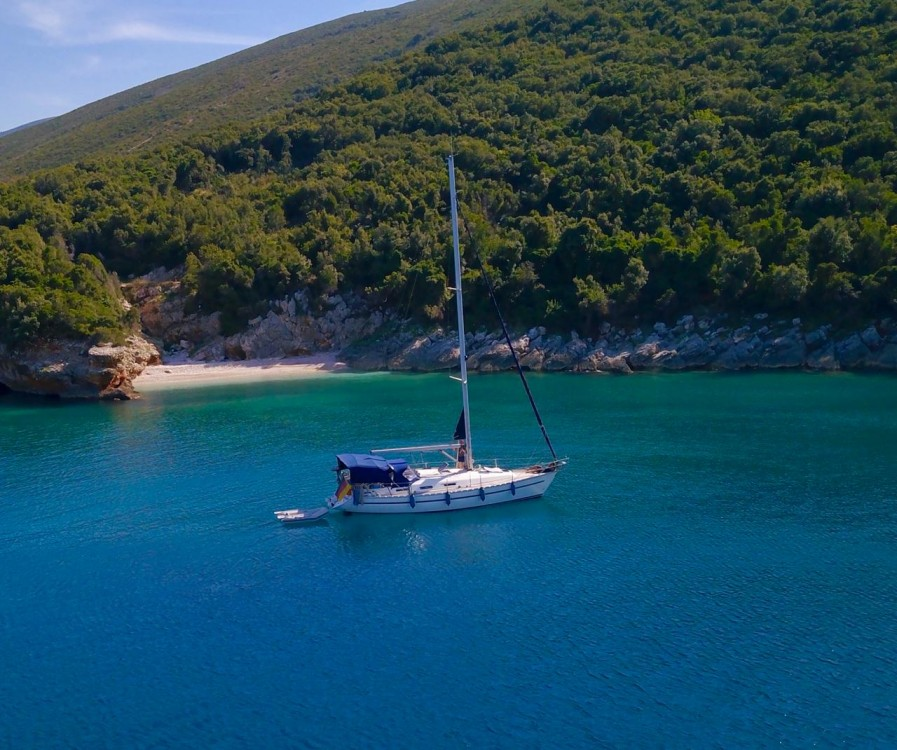 Boat rental Vlora cheap Bavaria 38 Holiday