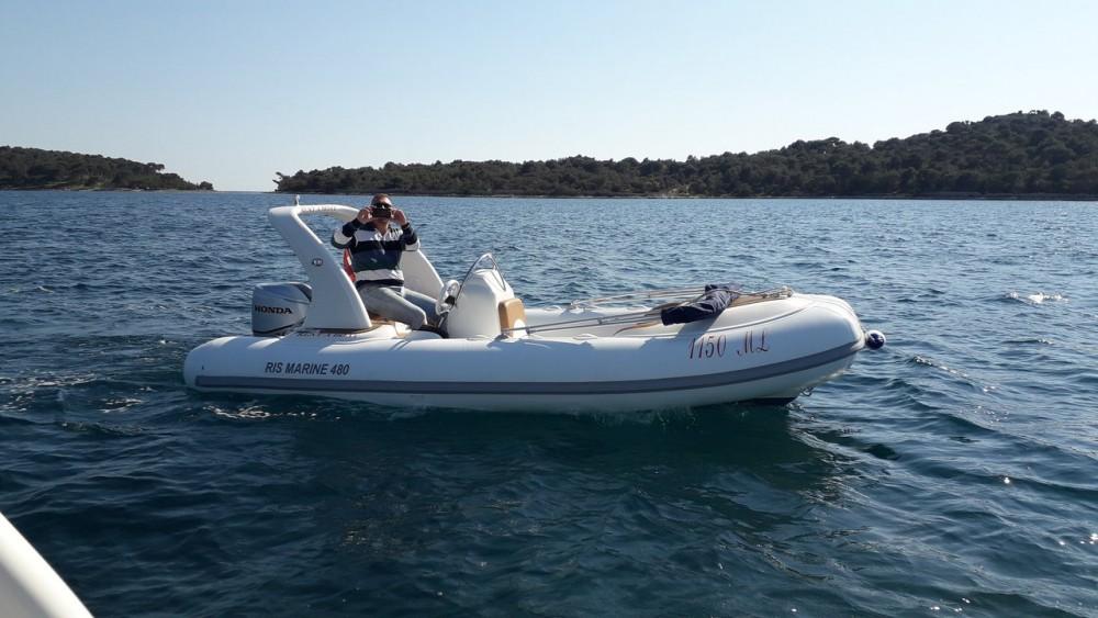 Rental yacht Primorsko-Goranska Županija - Ris Marine Ris Marine Exclusive 480 on SamBoat