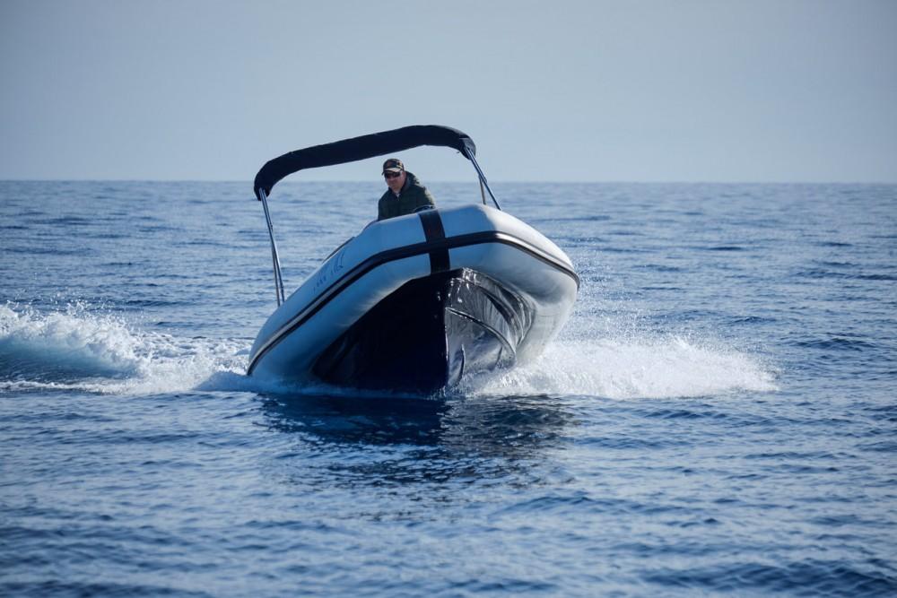 Rental RIB in Primorje - Gorski Kotar - Ris Marine Ris Marine Exclusive 650