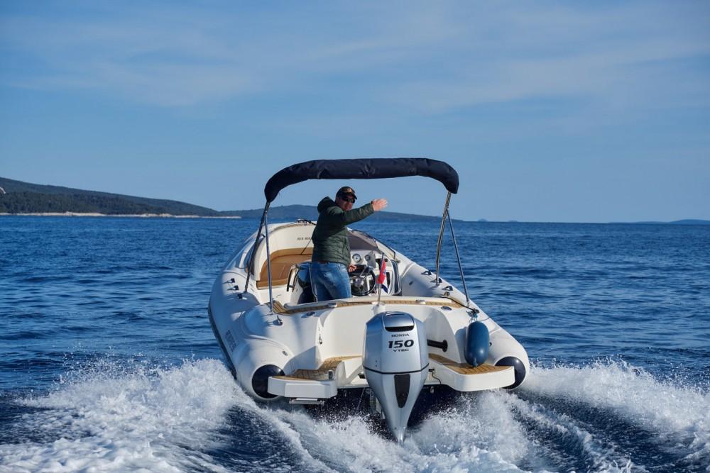 Ris Marine Ris Marine Exclusive 650 between personal and professional Primorje - Gorski Kotar