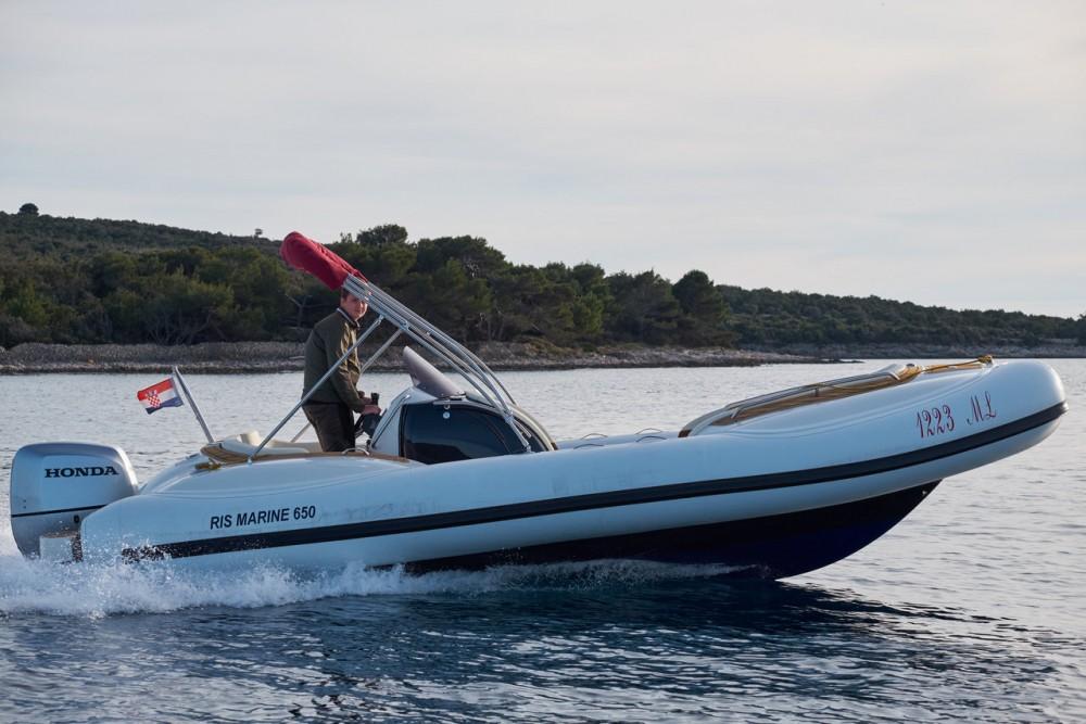Boat rental Primorsko-Goranska Županija cheap Ris Marine Exclusive 650
