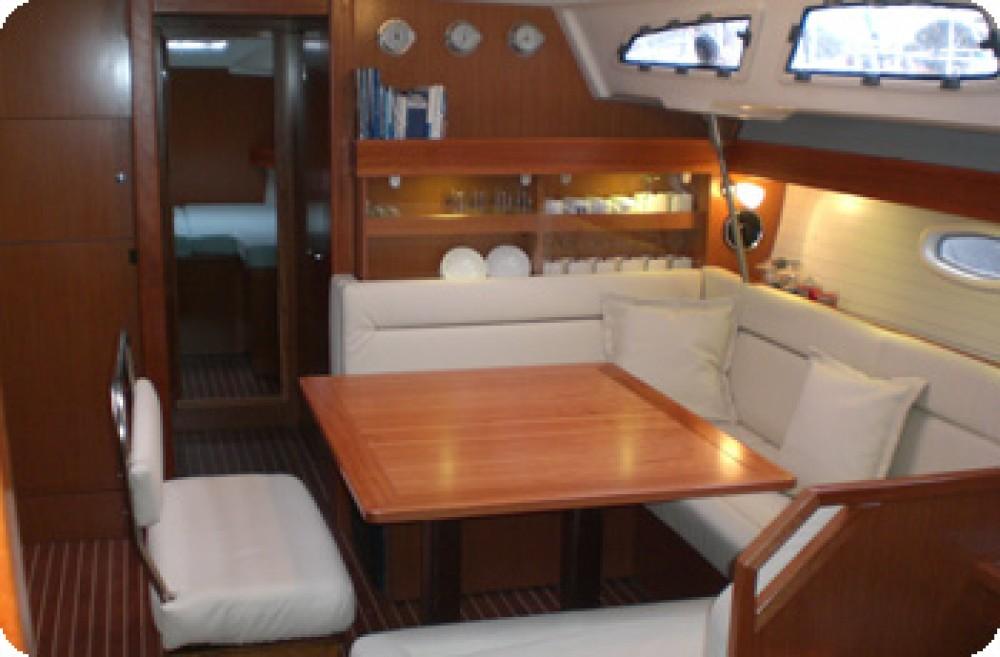 Rental Sailboat in Ródos - Bavaria Bavaria 47 Cruiser