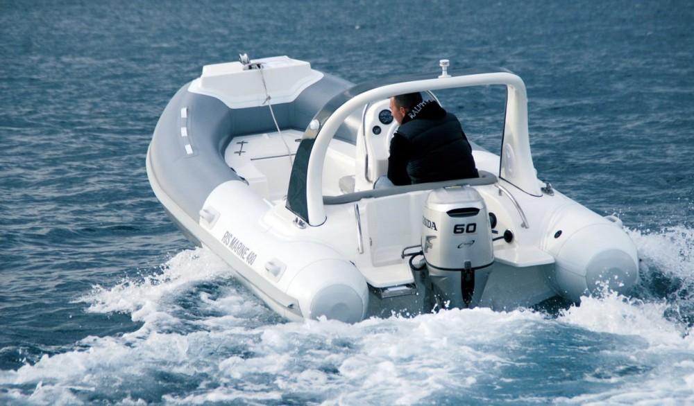 Boat rental Ris Marine Ris Marine Sport 480 in Primorsko-Goranska Županija on Samboat