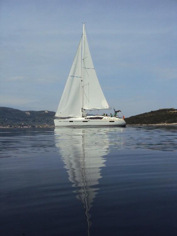 Boat rental Jeanneau Sun Odyssey 42 DS in Lefkada on Samboat