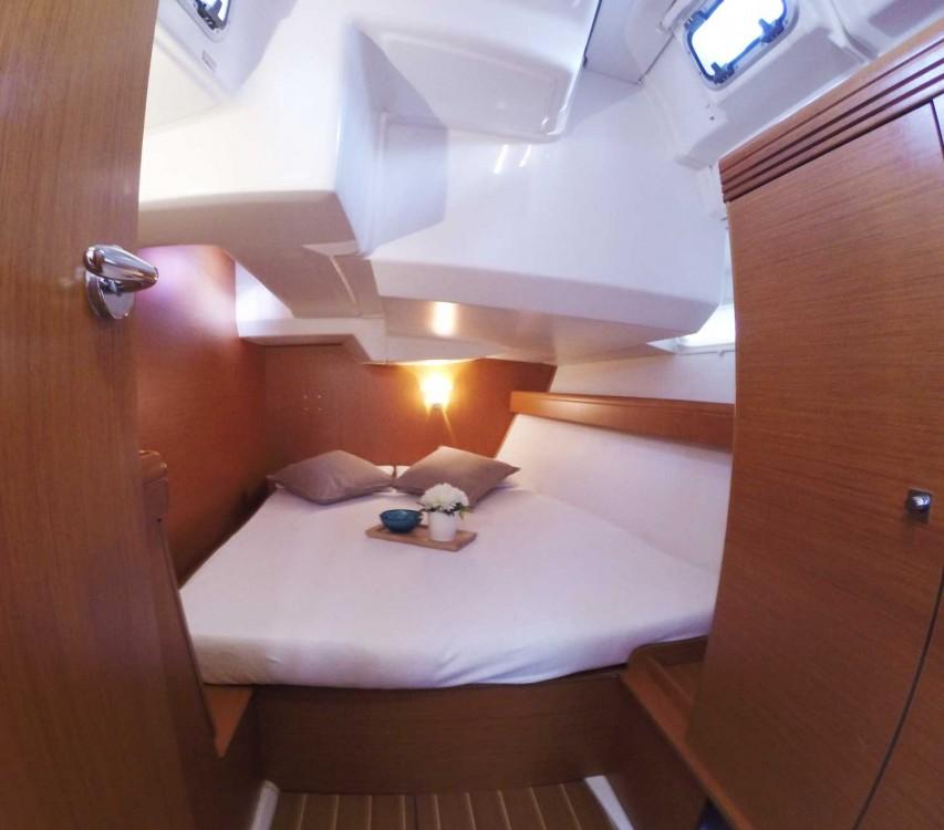 Rent a Jeanneau Sun Odyssey 42 DS Lefkada