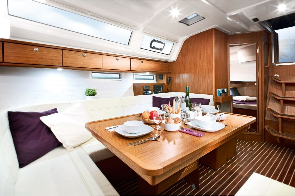Rental yacht Ródos - Bavaria Bavaria Cruiser 46 - 4 cab. on SamBoat
