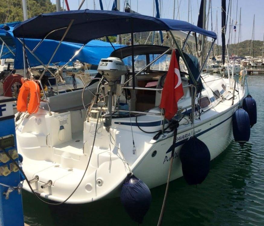 Boat rental Turkey cheap Bavaria 30 Cruiser