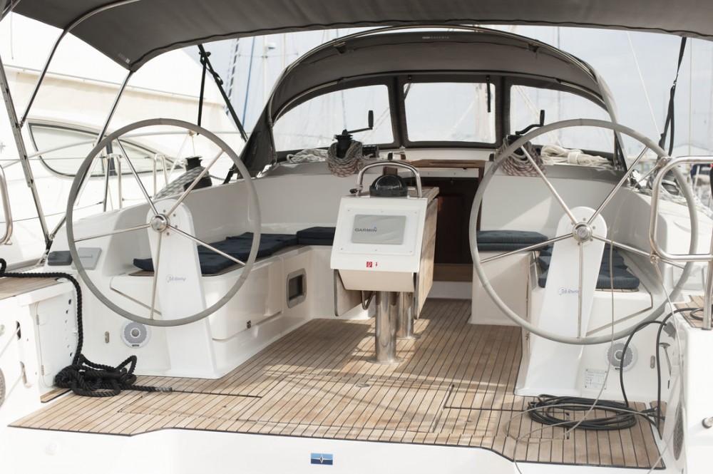 Rental yacht San Vincenzo - Bavaria Bavaria Cruiser 46 - 4 cab. on SamBoat