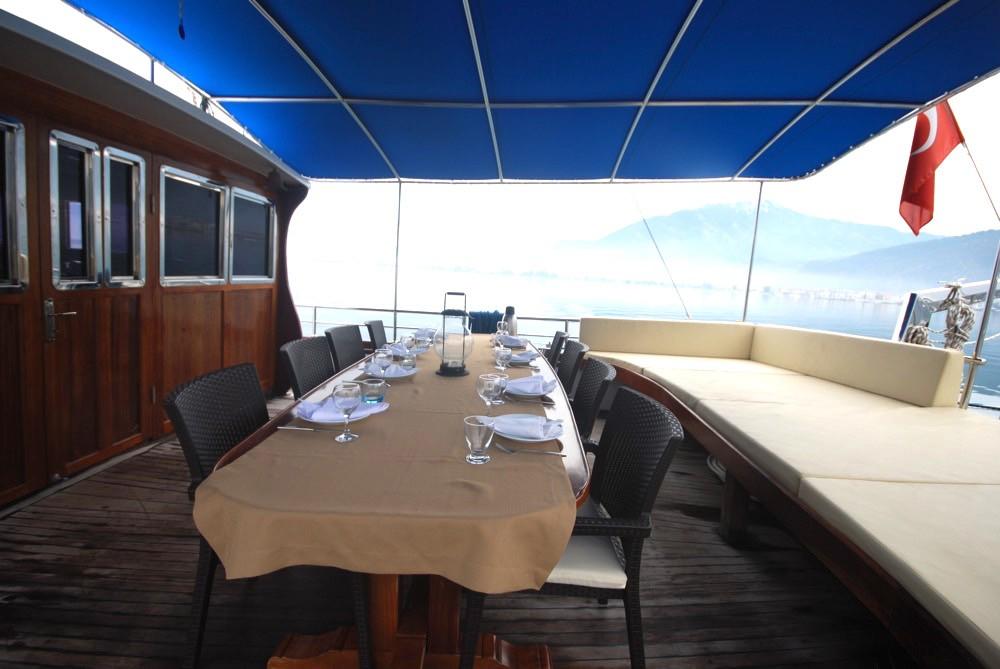 Boat rental Unknown Albatros B in Fethiye on Samboat