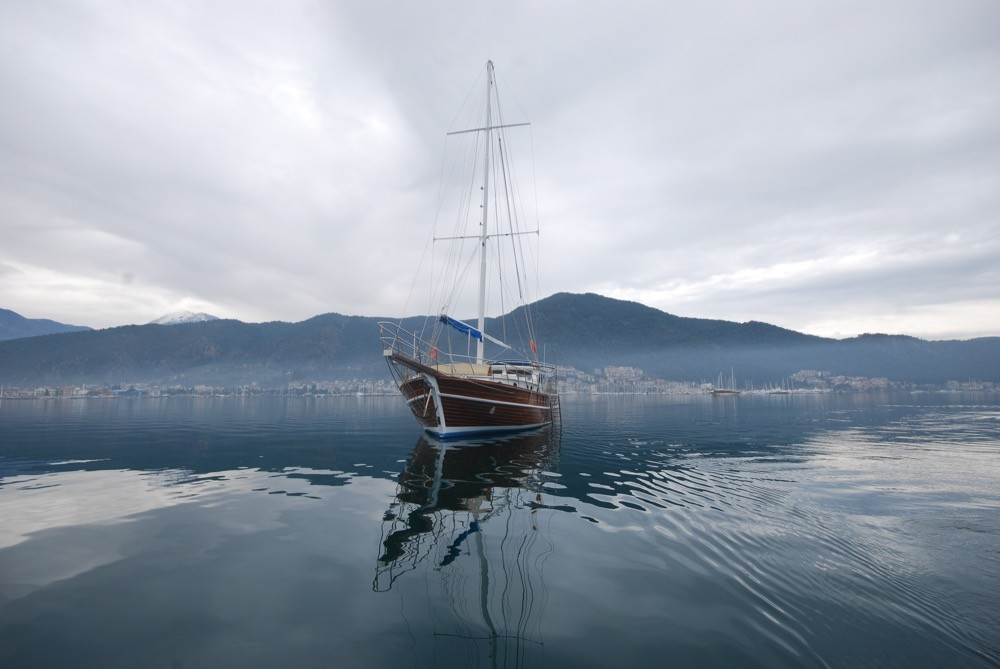 Hire Sailboat with or without skipper Unknown Fethiye