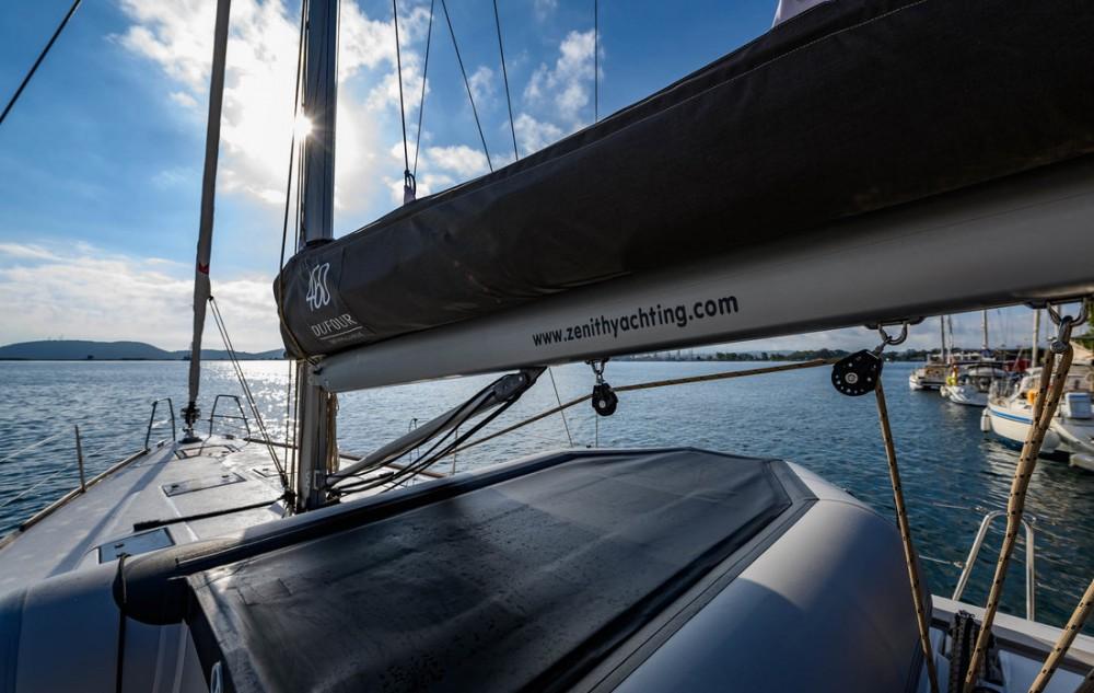 Rental Sailboat in Ionian Islands - Dufour Dufour 460 GL