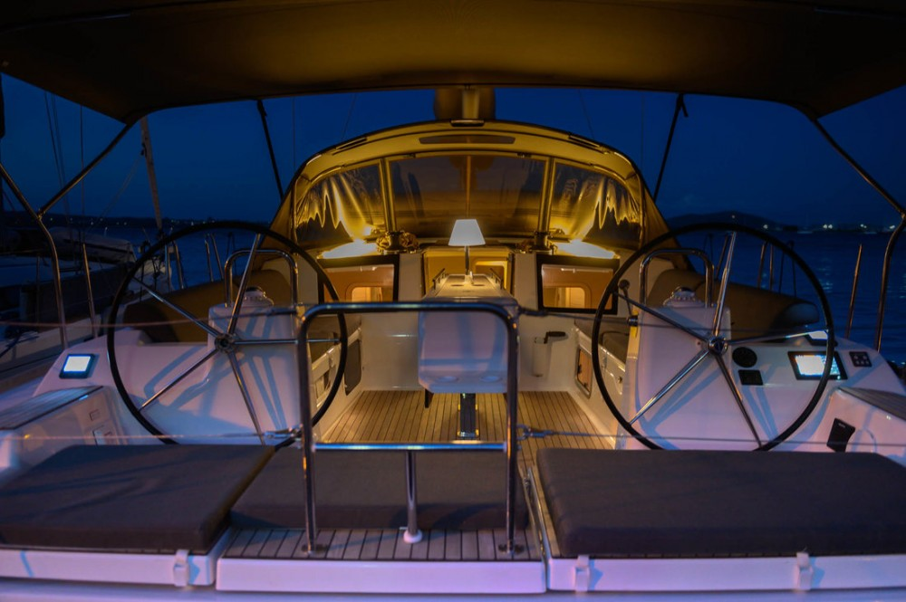 Boat rental Dufour Dufour 460 GL in Ionian Islands on Samboat