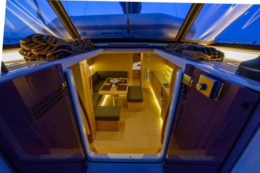 Boat rental Ionian Islands cheap Dufour 460 GL