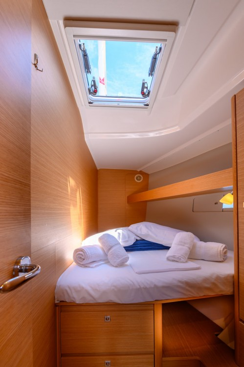 Rental yacht Ionian Islands - Dufour Dufour 460 GL on SamBoat