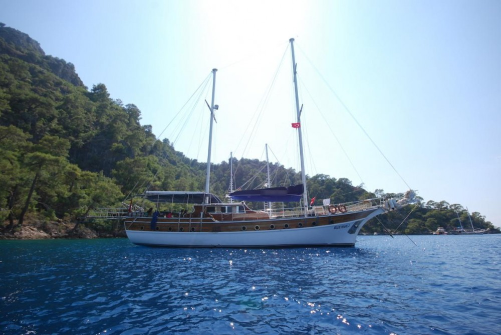Rent a Unknown Blue Pearl 2 Fethiye