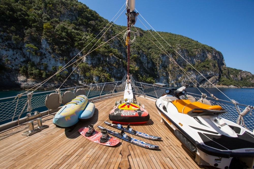 Rental Sailboat in Fethiye - Unknown Fortuna 2