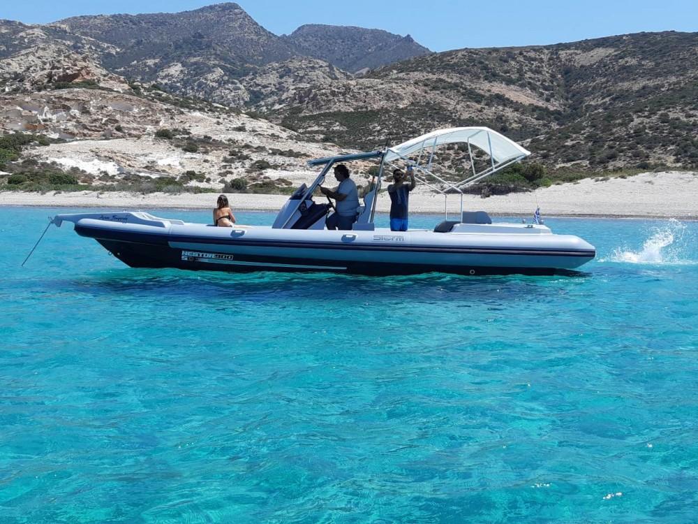 Rent a Storm Nestor 900 Peloponnese