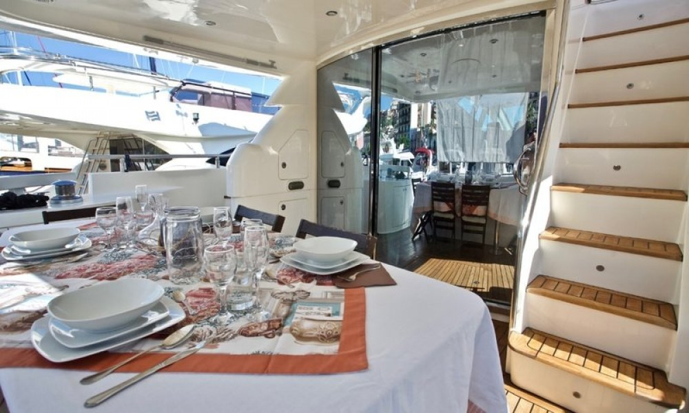 Aicon-Yachts Aicon 64 - 4 + 1 cab. between personal and professional Peloponnese