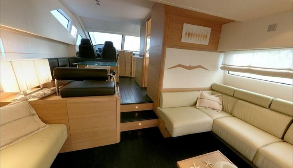 Boat rental Aicon-Yachts Aicon 64 - 4 + 1 cab. in Peloponnese on Samboat