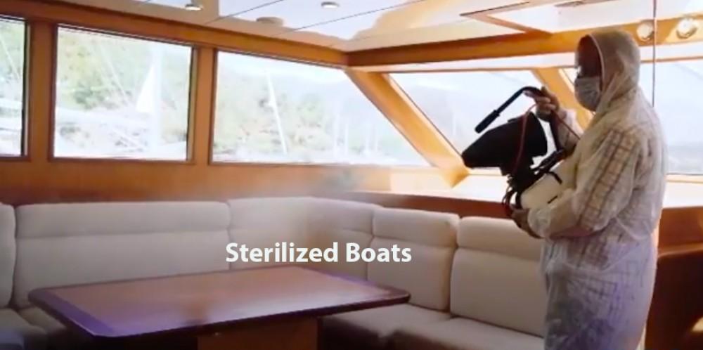 Boat rental Fethiye cheap Hassay
