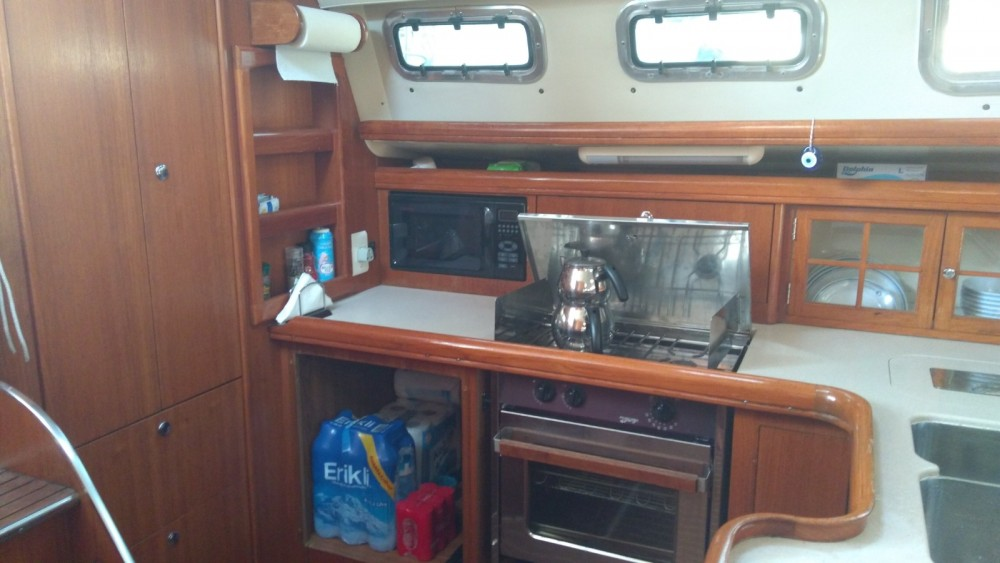 Hunter-Marine Hunter 44 DS between personal and professional Fethiye
