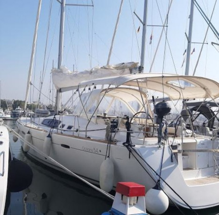 Hire Sailboat with or without skipper Bénéteau Peloponnese