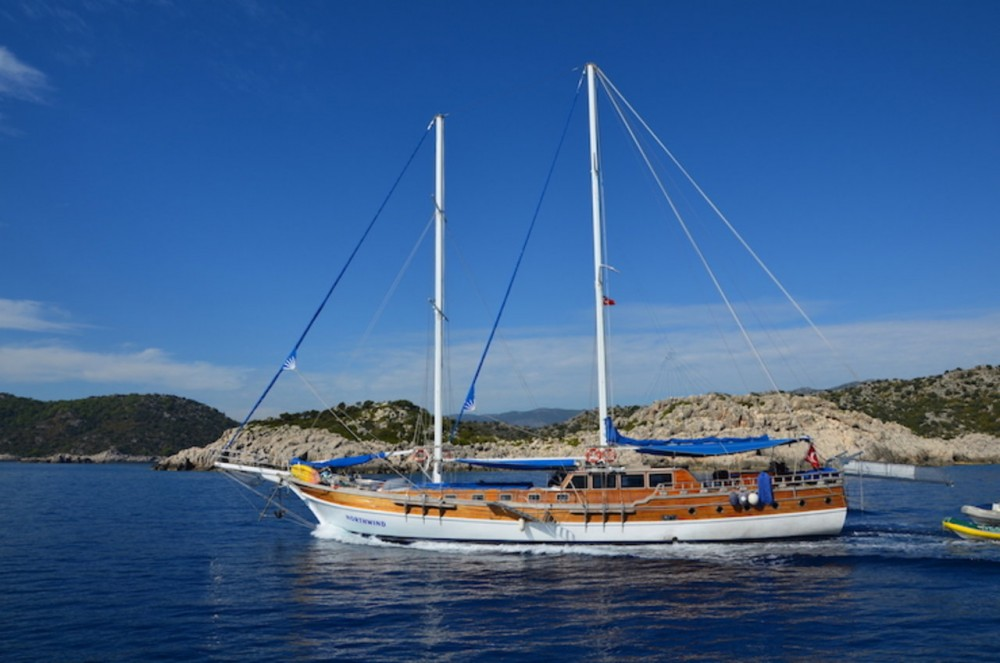 Rent a Unknown Northwind Fethiye