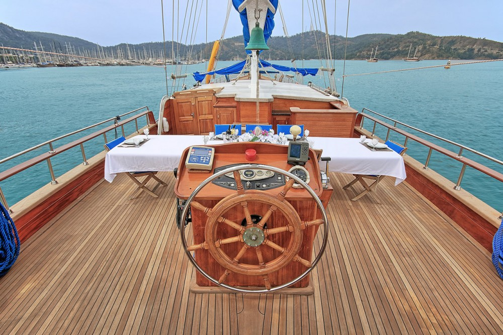 Rental Sailboat in Fethiye - Unknown Northwind