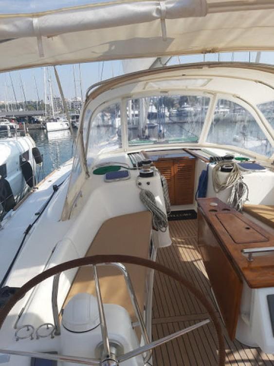Rental yacht Peloponnese - Bénéteau Oceanis 54 on SamBoat
