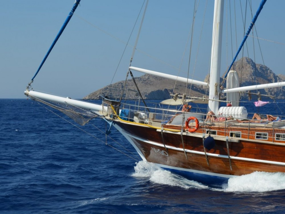 Rental Sailboat in Fethiye - Unknown VGO