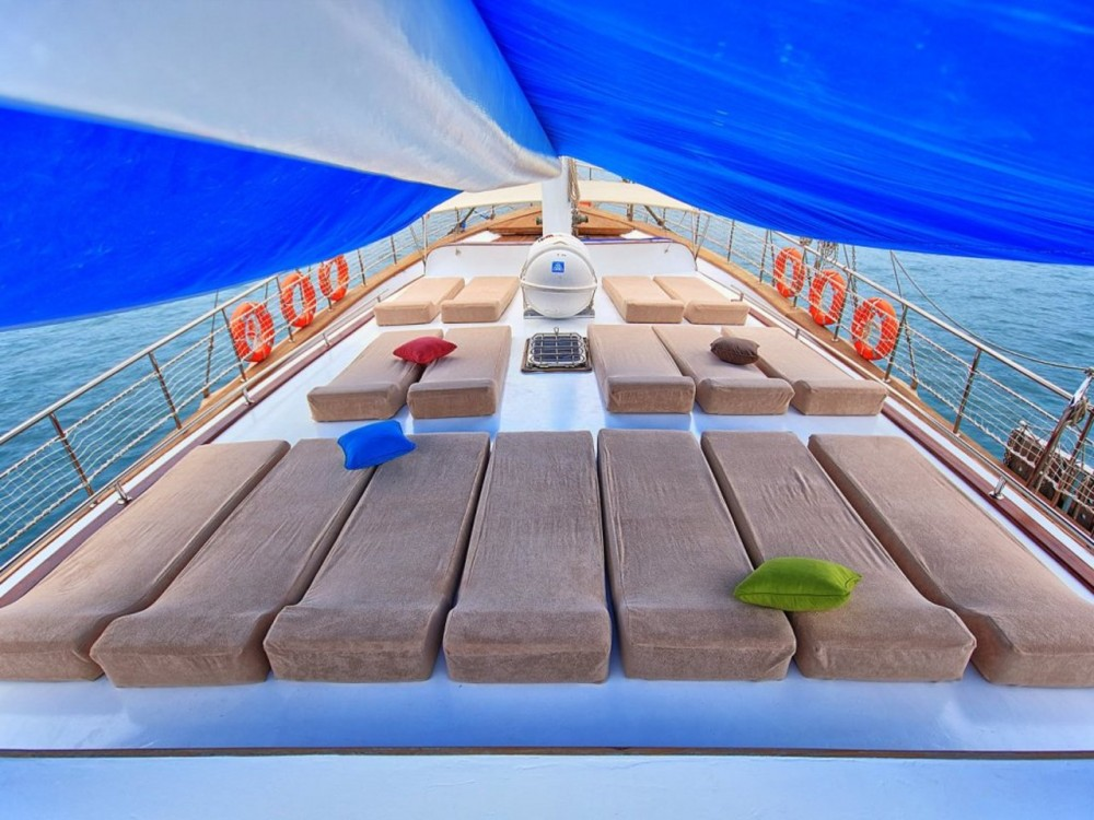 Boat rental Unknown VGO in Fethiye on Samboat