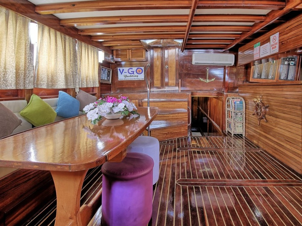 Rental yacht Fethiye - Unknown VGO on SamBoat
