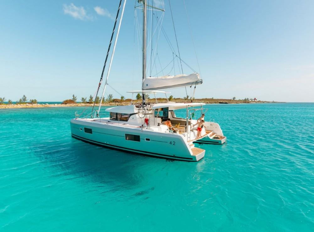 Rental yacht Ionian Islands - Lagoon Lagoon 42 - 4 + 2 cab. on SamBoat
