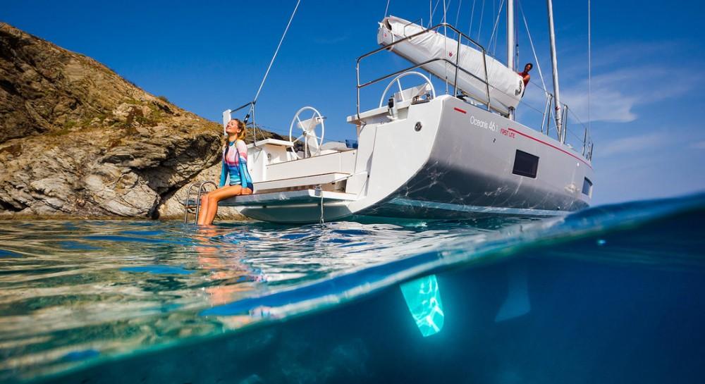 Rent a Bénéteau Oceanis 46.1 - 4 cab. Ionian Islands