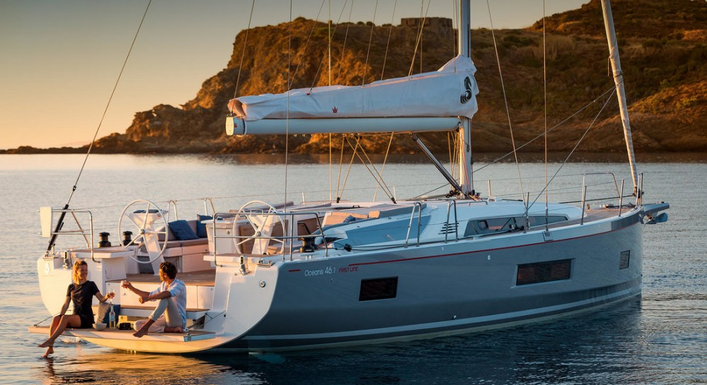 Rental Sailboat in Ionian Islands - Bénéteau Oceanis 46.1 - 4 cab.