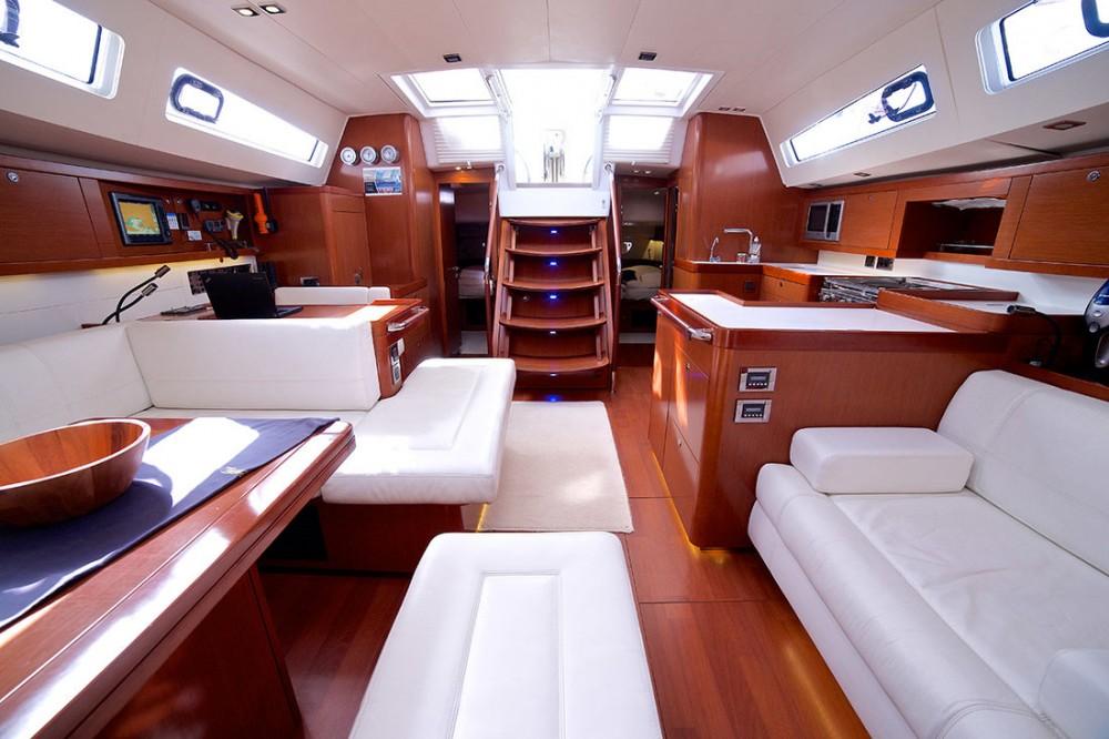 Rental yacht Seget Donji - Bénéteau Oceanis 58 - 3 + 1 cab. on SamBoat