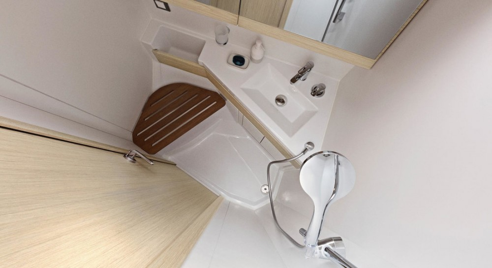 Boat rental Ionian Islands cheap Oceanis 46.1 - 4 cab.
