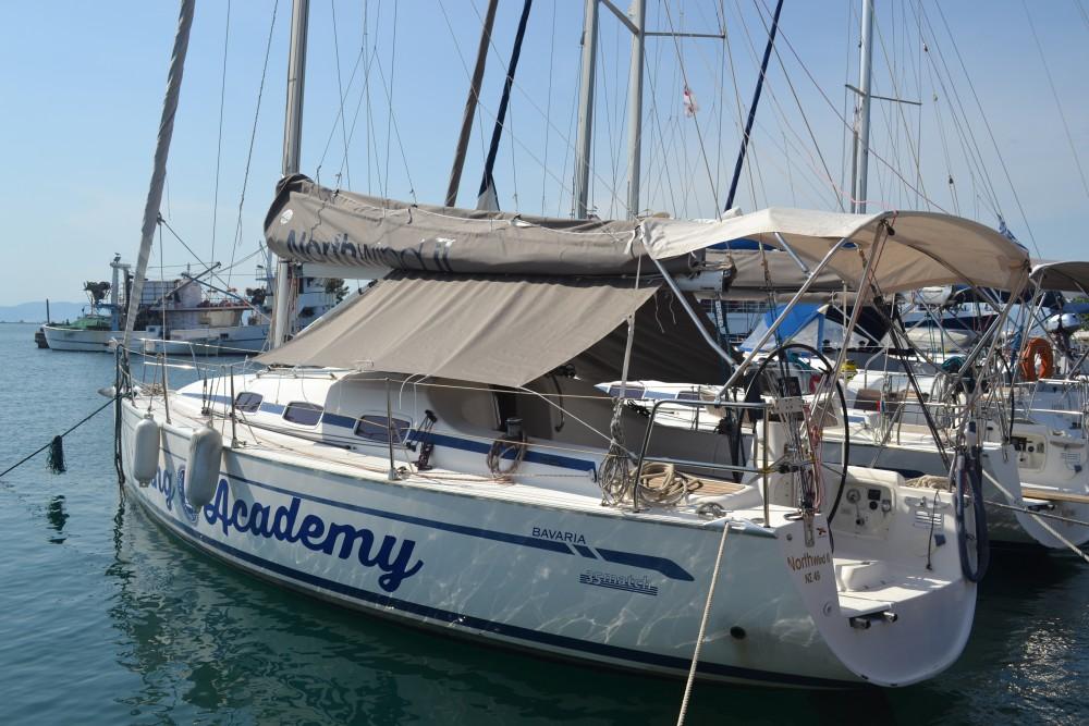 Rental yacht Vólos - Bavaria Bavaria 35 Match on SamBoat
