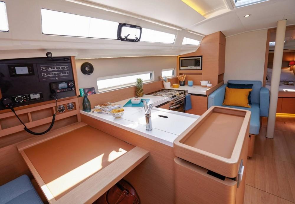 Rent a Jeanneau Sun Odyssey 410 - 3 cab. Ionian Islands