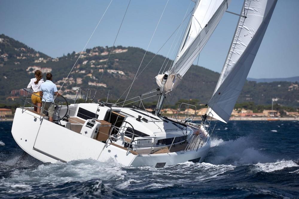 Rental yacht Ionian Islands - Jeanneau Sun Odyssey 440 on SamBoat