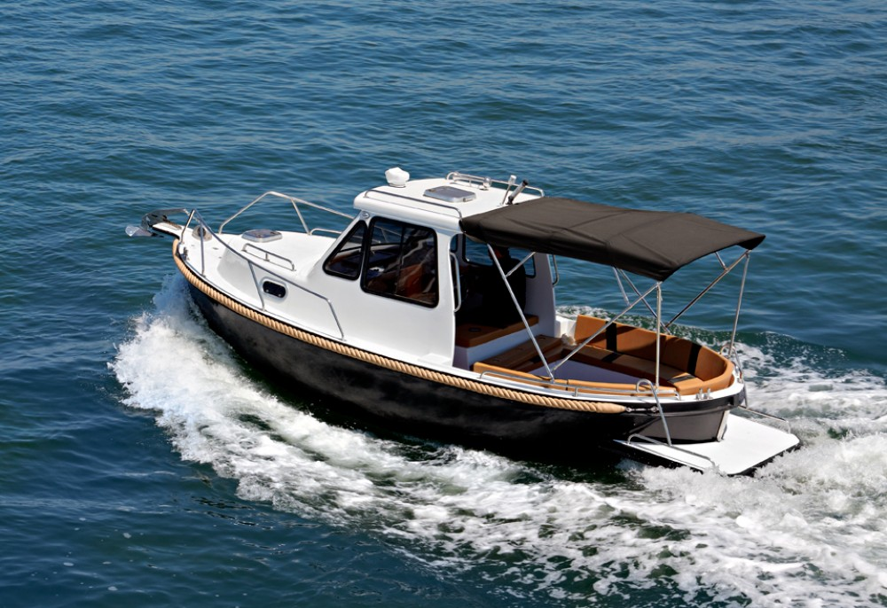 Hire Motorboat with or without skipper Kutlay Marine Greece