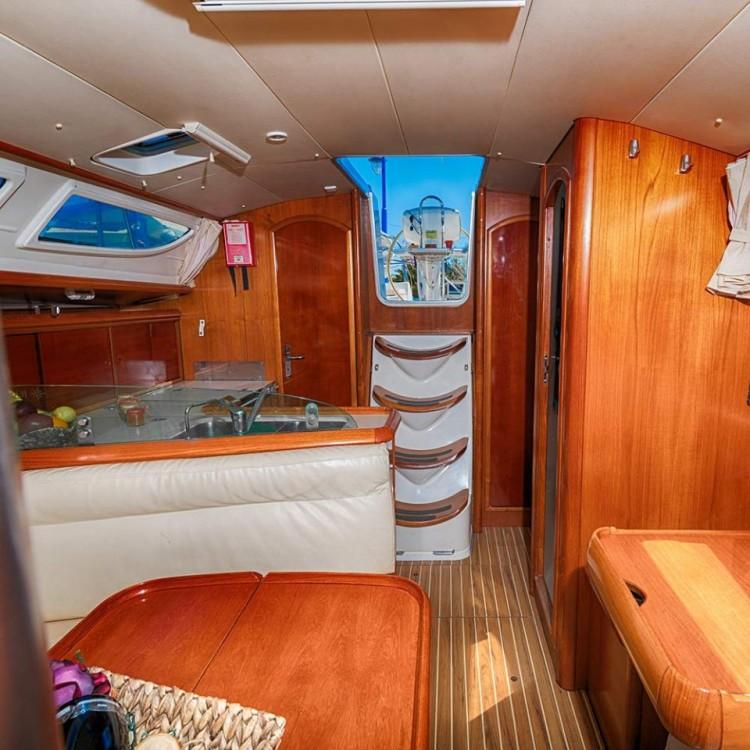 Boat rental Jeanneau Sun Odyssey 35 in Greece on Samboat